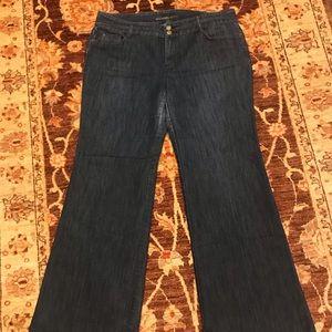 Michael Kors Wide Leg Jeans